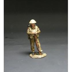 Soldat d'infanterie Britannique, bataille de France, Dunkerque 1940