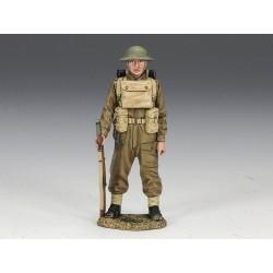 FOB076 soldat Tommy en garde