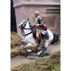 Général Américain GEORGES WASHINGTON, guerre d'indépendance 1775-1783