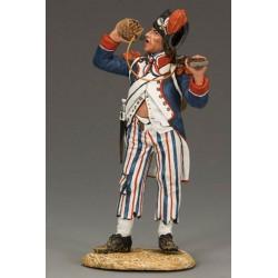 NE006, Fusilier d'infanterie Français campagne d'Egypte 1798-1799