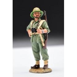 CF026 Officier de l'armée britannique