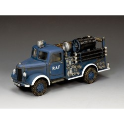 BEDFORD 1939 FIRE APPLIANCE PAR KING AND COUNTRY RAF054