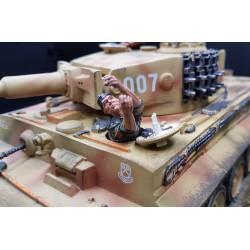 Tankiste Allemand, panzerdivision, 1944-1945