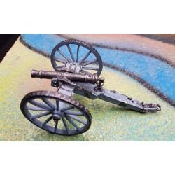 canon de 8 pouces Britannique, 1804-1815