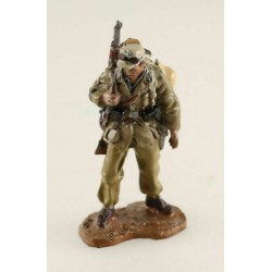 Soldat d'infanterie Allemand, Afrika Korps, Afrique du nord 1941-1943