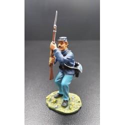 """Soldat d' infanterie Américaine de l'Union, """"nordiste"""", 1861-1865"""