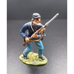 """Soldat d' infanterie Américaine de l'Union, """"nordiste"""", 1861-1865 ACW"""