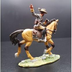 "Colonel confédéré, ""sudiste"", John Singleton MOSBY, 1861-1865"