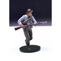 6032, Infanterie Sudiste 21eme regiment Mississipi 1863