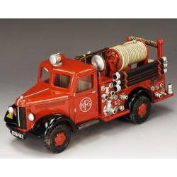 Camion de pompiers 1er secours Btannique BEDFORD, 1939-1941