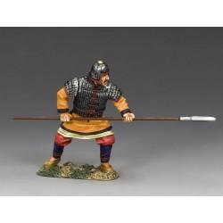IC055, attaquer avec une lance parle roi
