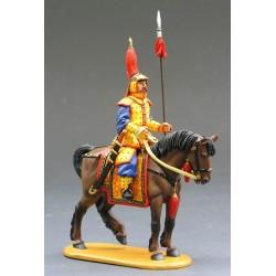IC018, lancier impérial Chinois à cheval, Chine impériale