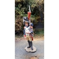 Grenadier à pied, garde impériale Française, au repos