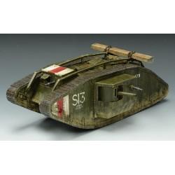 Char de combat Britannique MARK IV, 1917-1918