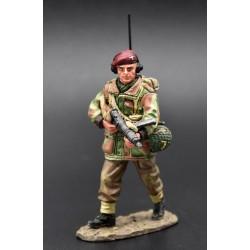 Caporal radio-parachutiste Britannique, 1944, opération Market Garden