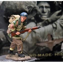 Commando Britannique, au combat, opération Market Garden, 1944