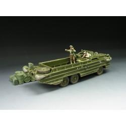 Véhicule amphibie de transport Américain, Dday, Normandie 1944
