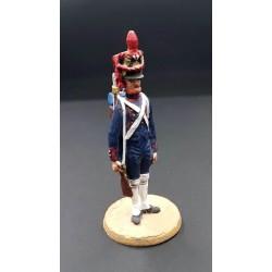 Artilleur Français, artillerie de la ligne à pied, empire Français 1804 1815