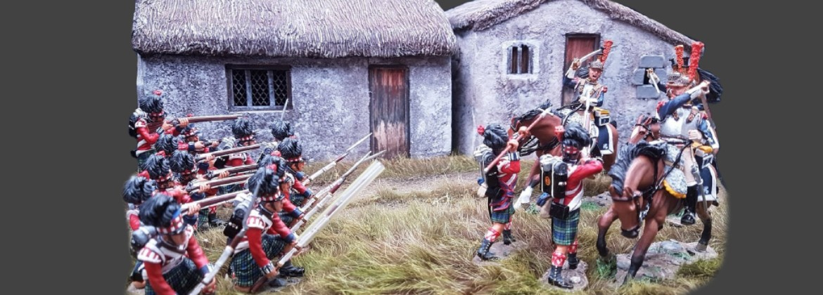 Charge cuirassiers