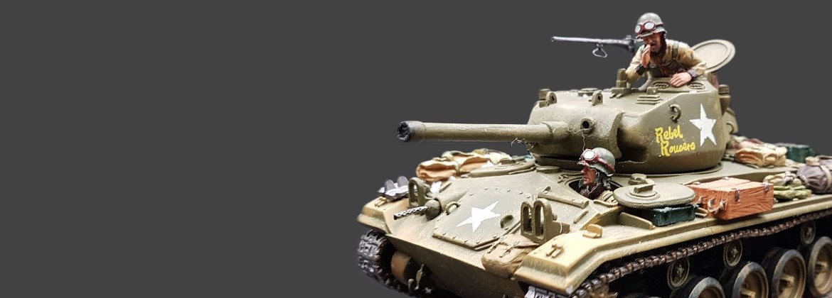 King Country Char US M24 CHAFFEE DD092